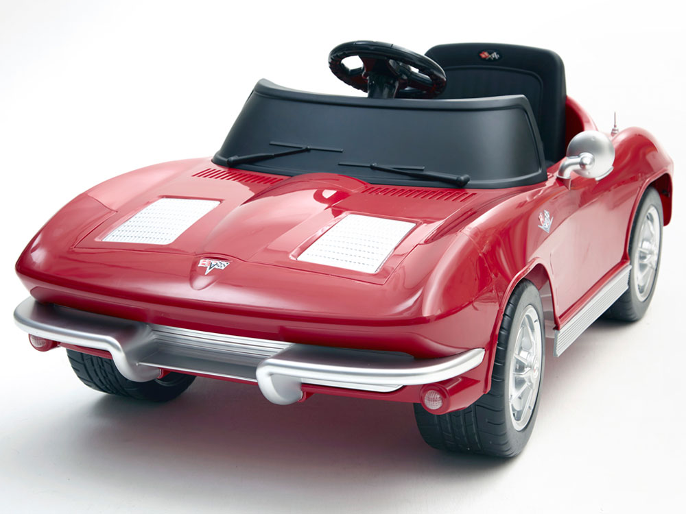 c6c26105aff20 Kalee Corvette Stingray Battery Powered Car 12v -