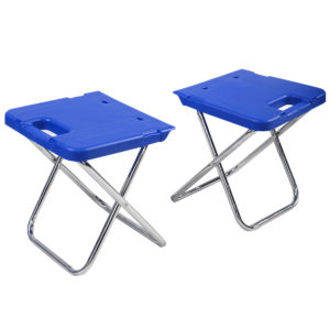 Rolling Cooler Picnic Table with 2 Chairs 6