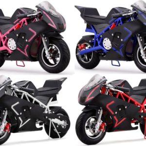 36v cali electric pocket bike motorcycle category image