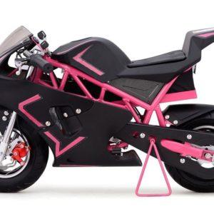 36v cali electric pocket bike motorcycle pink 2