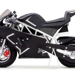 36v cali electric pocket bike motorcycle white 2