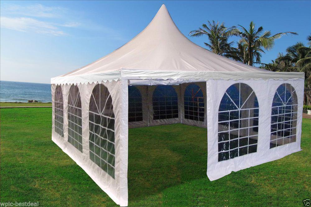 20 x 20 pvc pagoda tent canopy gazebo 3 & 20 x 20 PVC Pagoda Tent Canopy Gazebo