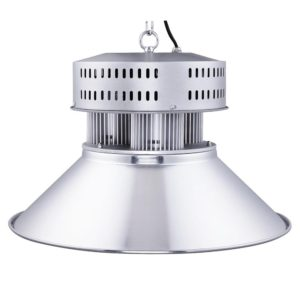 150w 19 Inch LED High Bay Light Fixture Warehouse Cool White 4