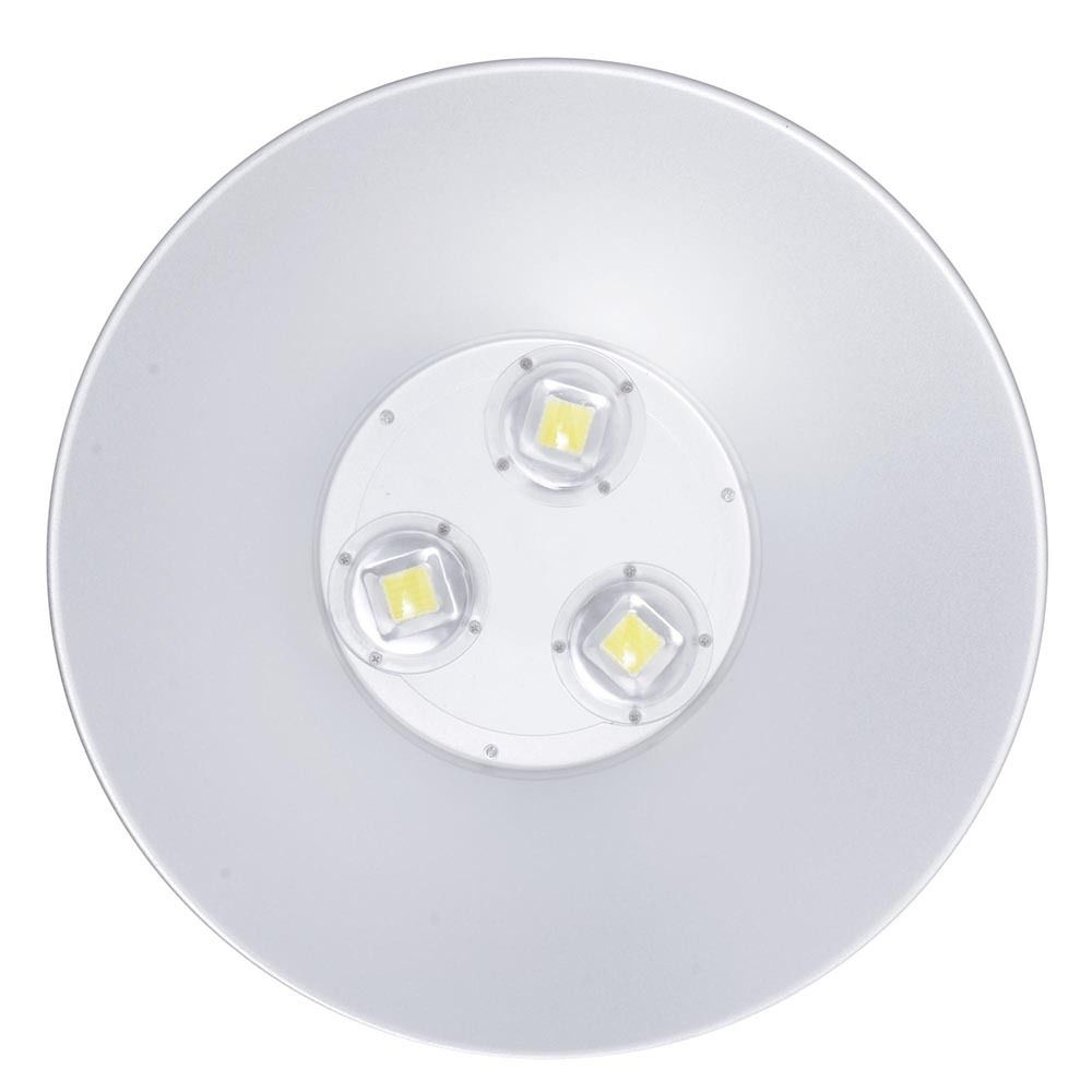 Advantages Of Using Led High Bay Lighting In Warehouses: 150w 19 Inch LED High Bay Light Fixture Warehouse Cool White