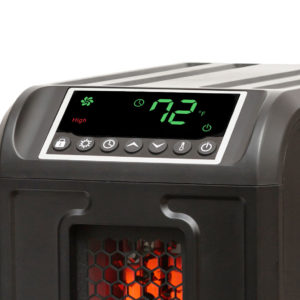 3 Element 1500W Infrared Space Heater 3