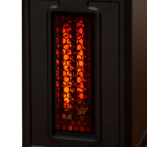 3 Element 1500W Infrared Space Heater 5