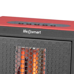 3 Element Desktop Heater & Fan 5