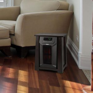 6 Element Large Room Infrared Space Heater 2