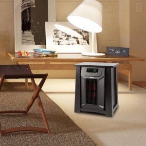 6 Element Large Room Infrared Space Heater 3