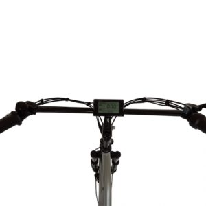Kona Electric Beach Cruiser Bicycle - 36 Volt Lithium Powered - Handlebars