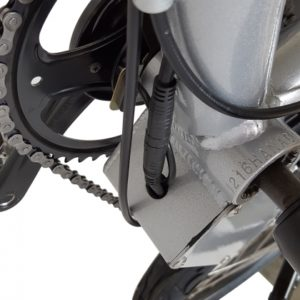 Kona Electric Beach Cruiser Bicycle - 36 Volt Lithium Powered - Part