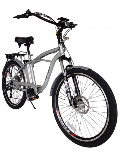Kona Electric Beach Cruiser Bicycle