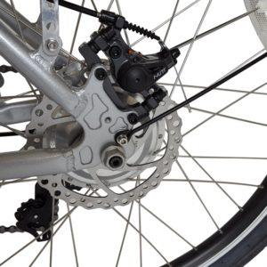 Kona Electric Beach Cruiser Bicycle - 36 Volt Lithium Powered - Tire