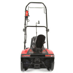 Maztang 18 Inch Electric Snow Blower - 13 Amp MT-988 3