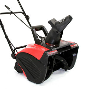 Maztang 18 Inch Electric Snow Blower - 13 Amp MT-988 4