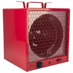 Portable Infrared Workshop Space Heater 2