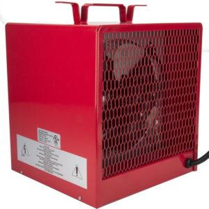 Portable Infrared Workshop Space Heater 3