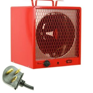 Portable Infrared Workshop Space Heater