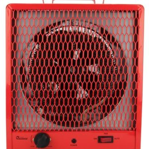 Portable Infrared Workshop Space Heater 4