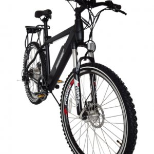 Rubicon 36 Volt Lithium Powered Electric Mountain Bicycle - Black 2
