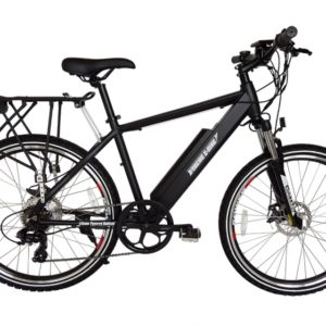 Rubicon 36 Volt Lithium Powered Electric Mountain Bicycle - Black 3