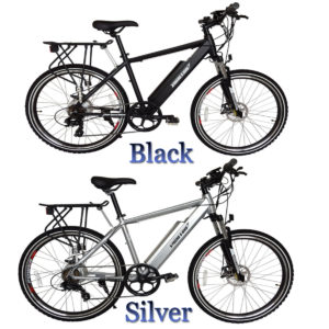 Rubicon 36 Volt Lithium Powered Electric Mountain Bicycle - Featured Image