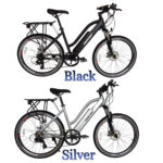 Sedona 36 Volt Lithium Powered Electric Step Through Mountain Bicycle - Featured Image