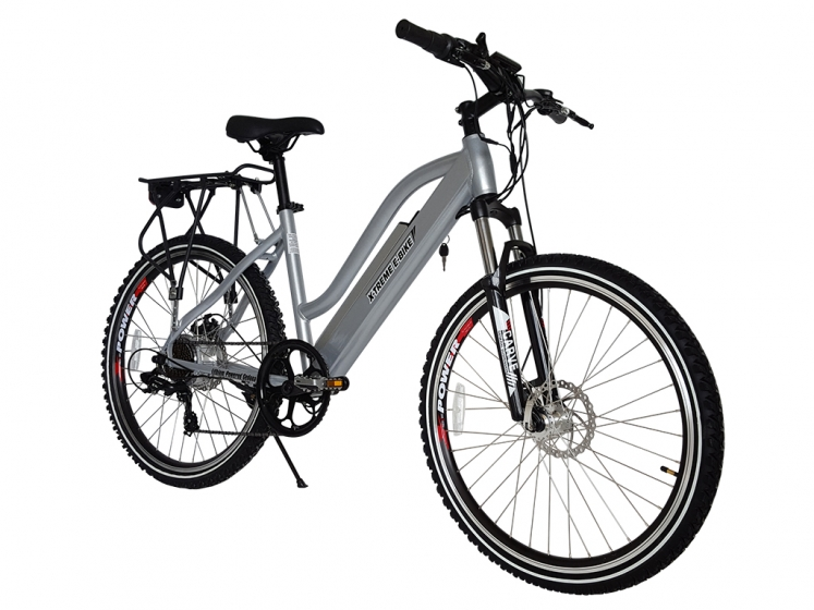 Sedona 36 Volt Lithium Powered Electric Step Through Mountain Bicycle
