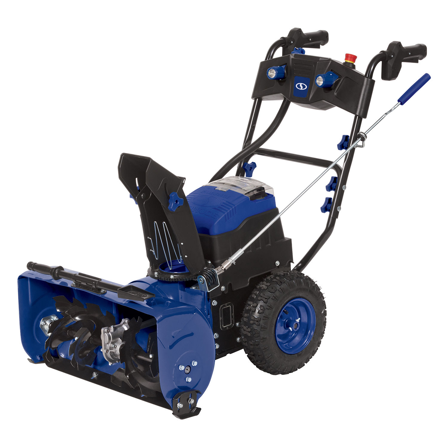 Industrial Snow Blowers : Snow joe ion self propelled cordless blower speed