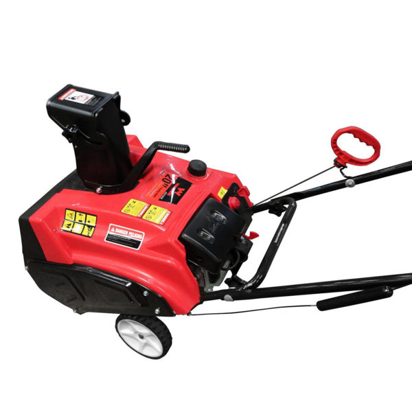 Warrior Tools Gas Single Stage Snow Thrower 4