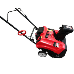 Warrior Tools Gas Single Stage Snow Thrower 5
