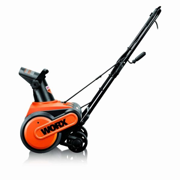 Worx 18 Inch Electric Snow Thrower 2