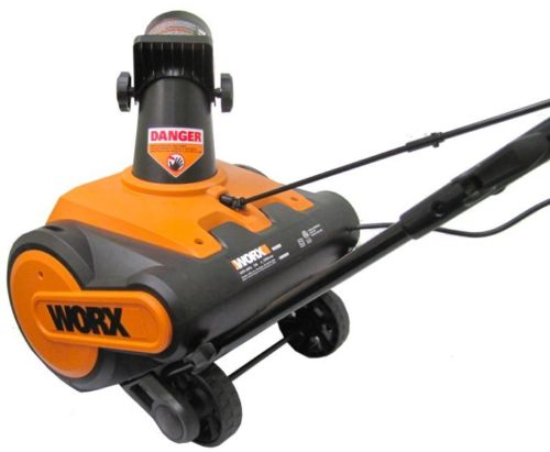 Worx 18 Inch Electric Snow Thrower 3