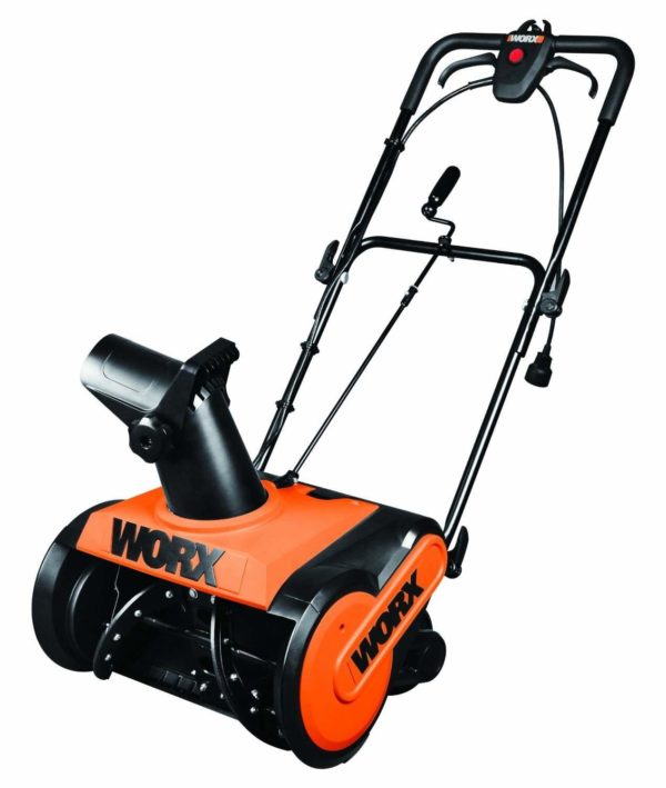 Worx 18 Inch Electric Snow Thrower