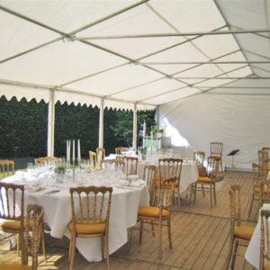 49 x 23 PVC Party Tent Canopy Gazebo 3