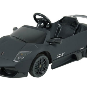 Kids Lamborghini Murcielago Power Wheel - LP670 12v Black