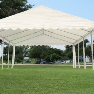 26 x 16 White Party Tent 2