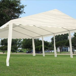 26 x 16 White Party Tent 5