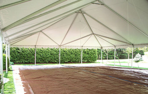 Celina Brand 40 X 80 White Canopy Tent Frame Sectional Top