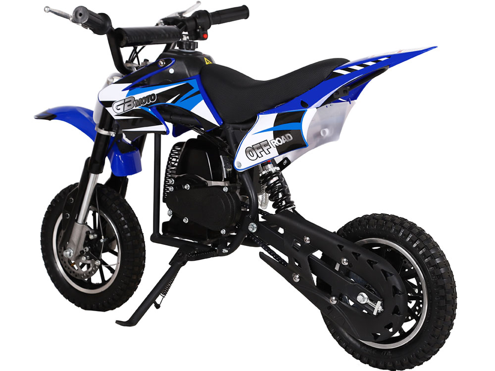 Mototec 49cc Dirt Bike 3 Colors