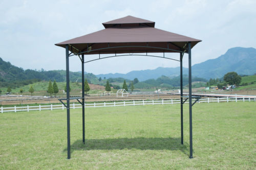 Sunshades For Cars >> 8Ft BBQ Canopy Tent Barbecue Grill Outdoor Gazebo