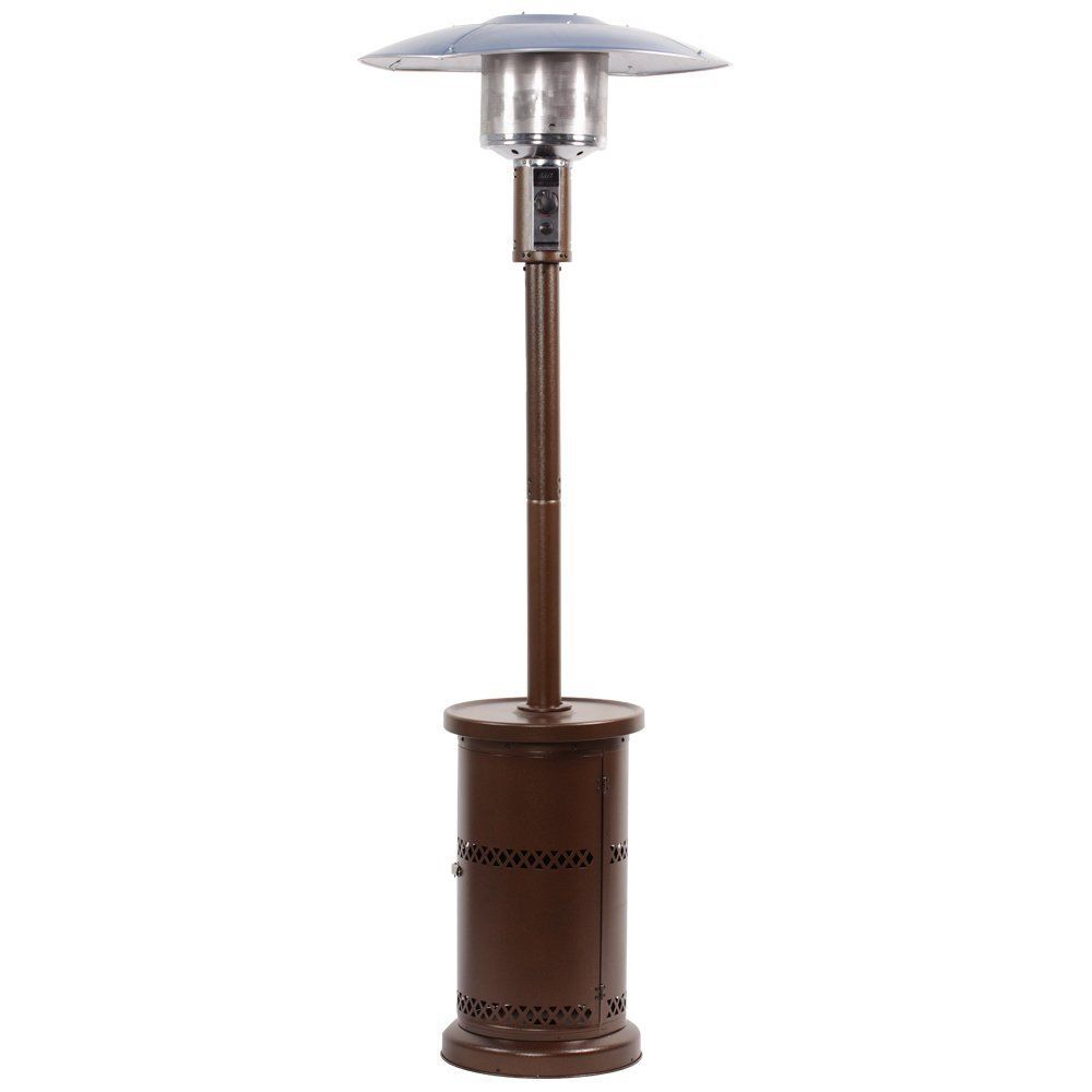 Commercial Outdoor Propane Patio Heater Stainless Steel